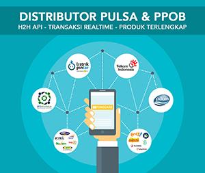 Fosquare H2H Distributor Pulsa PPOB